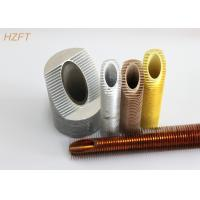 Quality High Efficient Copper Spiral Finned Tube for Tankless Water Heater for sale