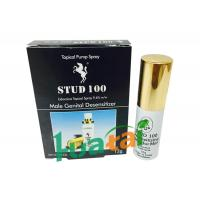Wholesale Stud 100 Desensitizing Spray For Men , Natural Dick Penis Enlargement Spray from china suppliers