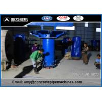 Wholesale XZ600 - 3600 Pipe Spinning Machine , Irrigation Pipe Making Machine from china suppliers