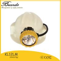 Wholesale led rechargeable SOS cap lamps with stong water proof and explosion proof from china suppliers