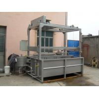 Buy cheap Automatic Garment Lifter Hang Dyeing Machine With horizontal rectangular bowl from wholesalers