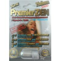 Wholesale Premierzen Platinum 5000mg Male Enhancement Pill Long Lasting Sex Pill from china suppliers