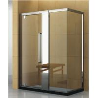 Wholesale bathroom, shower enclosure shower glass,shower door HS-08 from china suppliers