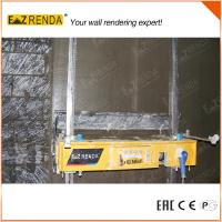 Wholesale Stucco Over Brick  Wall Plastering Machine from china suppliers