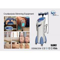 Wholesale Cryolipolysis Slim Freeze Fat Freeze Slimming Machine , Fat Reduction Equipment from china suppliers