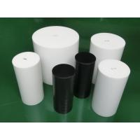 Wholesale Molded PTFE Teflon Rod / PTFE Rod For Bonding , 100mm - 3000mm from china suppliers