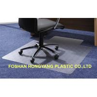 Wholesale Antistatic Office Chair Pad / Studded Chair mats , 1200 x 1200 thinckness 2.2 from china suppliers