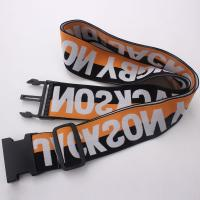 Wholesale China wholesale Travel polyester luggage strap for wholesale Luggage belt from china suppliers