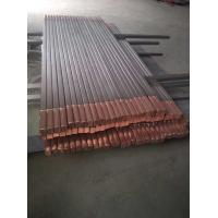 Wholesale titanium clad copper rod bars for Electrolytic and alkali manufacturing from china suppliers