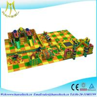 Wholesale Hansel New style High Quality children indoor playarea Building Blocks playground from china suppliers