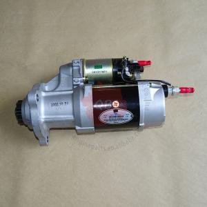 Wholesale Genuine Cummins M11 ISM QSM N855 ISX QSX Diesel Engine Parts 24V Starting Motor 3102765 3103914 2871252 5284083 starter from china suppliers