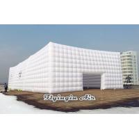 Wholesale 2017 New Giant 35m Exhibition Inflatable Cube Tent for Business Show and Wedding from china suppliers
