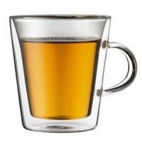 Wholesale Double Wall Glasses coffee tea cup / MUG 6.5 Ounce(200ml) from china suppliers
