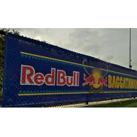 Wholesale SGS Promotional Mesh Vinyl Banner Great For Windy Outdoor Locations from china suppliers