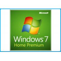 Wholesale Microsoft Windows 7 Home Premium Microsoft Windows Softwares OEM DVD/ WIN7 HOME OEM KEY from china suppliers