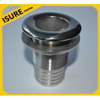 Wholesale Stainless Steel Sea Drains With Hose Adapter,marine hardware from china suppliers