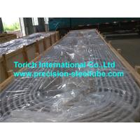 Wholesale ISO9001-2008 Approved SA213 U Bend Tube , Bending Stainless Steel Tubing from china suppliers
