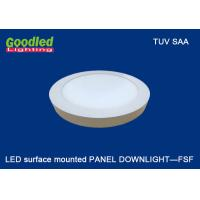 Quality Warm White Round Surface Mounted LED Ceiling Light 15W 1200LM For Hotels for sale
