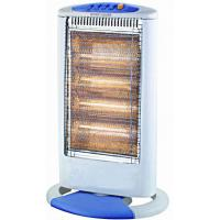 Wholesale electric heater halogen heater NH-16  (NQ1602) 4 heat setting: 400W/800W/1200W/1600W oscillating function from china suppliers