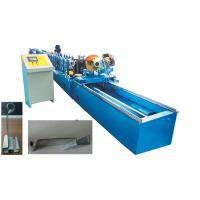 Wholesale Bottom Profile Shutter Door Roll Forming Machine With 2.0mm Thickness from china suppliers