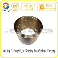 Wholesale Factory professional made female thread brass bushings with high quality from china suppliers