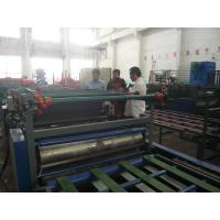 Wholesale Semi - Automatic MGO BOARD Machine For Fire Insulation Building Materials from china suppliers