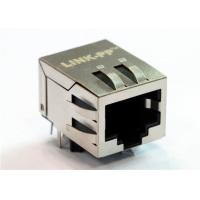 Wholesale ARJ11E-MASD-M2 Rj45 Modular Jack With Shield , 90 Degree RJ45 Connector from china suppliers