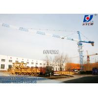 Quality F0 23B Manual Electric Counterweight Tower Crane Fixing Angle Foundation for sale