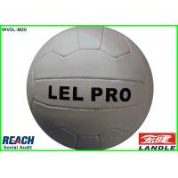 Wholesale Professional Real Leather Official Size 5 Volleyball White , The Volleyball Ball from china suppliers