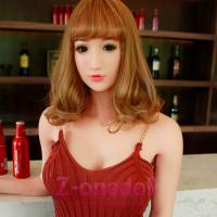 Wholesale 160cm adult sex dolls japanese anime figure sex dolls,Z-Onedoll platinum silicone doll big breasts from china suppliers
