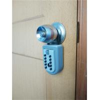 Wholesale Weatherproof Push Button Key Lock Box for Door / Real Estate Lockbox Digital Type from china suppliers