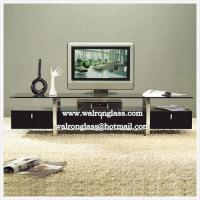 Wholesale Simple and Fashion Style Tempered Glass for TV Cabinet/Stand from china suppliers