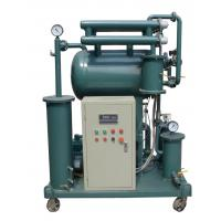 Quality ZJB ZJB-T Series High Efficiency Vacuum Oil Purifier.Insulation Oil Filtration Plant for sale