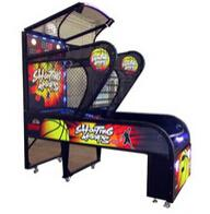Buy cheap World cup sports coin operated luxury basketball shooting games machine from wholesalers