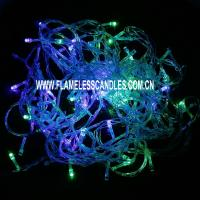 Buy cheap 100 LED Multi Color Connectable String Lights from wholesalers