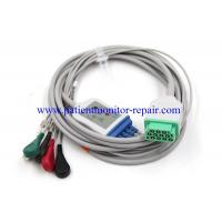 Wholesale OEM Medical Equipment Parts GE Condigurated Buckle Style 5 Leads Cables from china suppliers