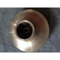 Wholesale Iron , brass water pump impeller sand casting marine pump impeller parts ISO9001 from china suppliers