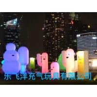 Wholesale Inflatable Light Pillars Inflatable Cartoon With Light For  Festival Activities Promote from china suppliers