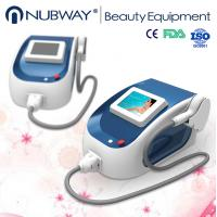 Wholesale Chat Now! Clinic 808nm diode laser, portable laser hair removal machine from china suppliers