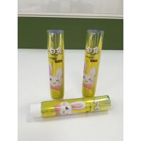 Wholesale Shining Cosmetic Squeeze Laminate Tube Children Toothpaste Tube Packaging from china suppliers