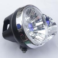 Wholesale 12V - 80V Electric Motorcycle LED Headlight / LED Lights For Motorcycles from china suppliers