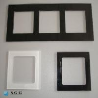 Buy cheap Excellence quality switch glass wall panel from wholesalers