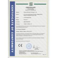 Shenzhen MercedesTechnology Co., Ltd. Certifications