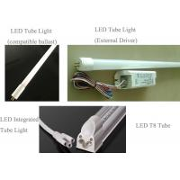 Wholesale 7w - 30w Compatible Led T8 Tube Light Bulbs High Lumen Easy Installation from china suppliers
