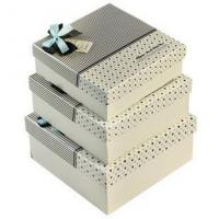 Wholesale Professional Paper Gift Box for Wedding Present from china suppliers