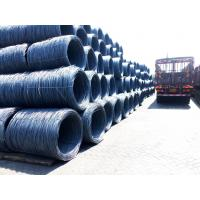 Wholesale SWRH62B High Carbon Steel Rod Low Temperature Hot Rolling Black Surface from china suppliers