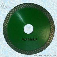 Wholesale Continuous Rim Diamond Circular Saw Blade - DSSB17 from china suppliers