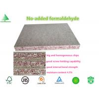 Wholesale New product on China market high quality 4X8 18MM no -added formaldehyde plain particle board from china suppliers