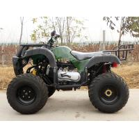 Quality 150cc Utility Vehicles ATV With Single - Cylinder 4 Stroke Horizontal / CDI Ignition for sale
